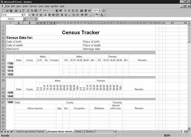 CensusTools US Census Tracker