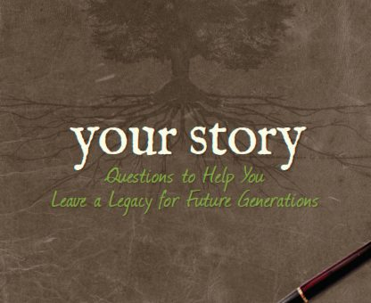 Your Story: Cover Page
