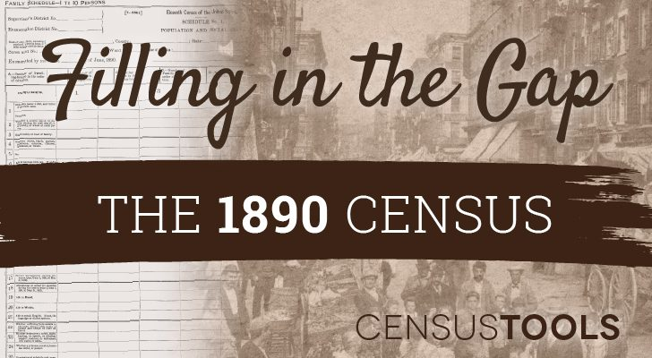 1890 Census: Filling in the gaps